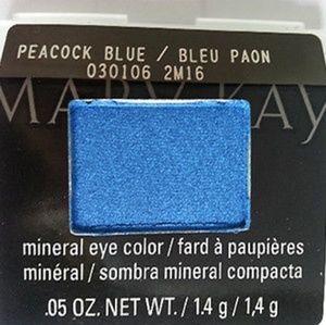 👜BOGO 50% OFF PEACOCK BLUE MARY KAY MINERAL EYE